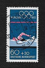 Buy German Used Scott #B488 Catalog Value $2.00