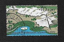 Buy German Used Scott #B489c Catalog Value $1.00