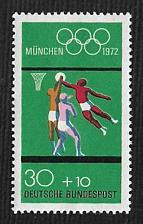 Buy German MNH Scott #490b Catalog Value $1.05