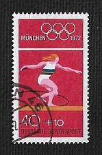 Buy German Used Scott #B490c Catalog Value $1.45