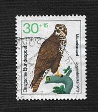 Buy German Used Scott #B497 Catalog Value $.80