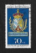 Buy German Used Scott #B502b Catalog Value $1.30