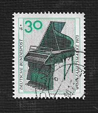 Buy German Used Scott #B504 Catalog Value $.35