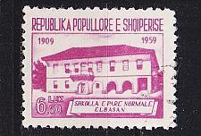 Buy ALBANIEN ALBANIA [1960] MiNr 0608 ( O/used )