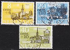 Buy NIEDERLANDE NETHERLANDS [1965] MiNr 0843 ex ( O/used ) [01] Architektur