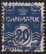 Buy DÄNEMARK DANMARK [1912] MiNr 0065 ( O/used )