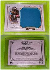 Buy Nfl Marqise Lee Jaguars 2014 Topps Museum Collection Jumbo Jersey /115 Mnt