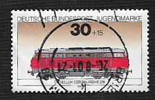 Buy German Used Scott #B517 Catalog Value $.30