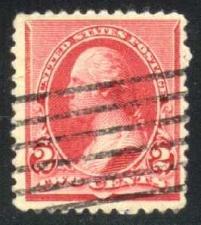 Buy US #220 George Washington; Used (0.70) (2Stars) |USA0220-04