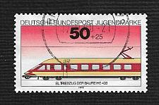 Buy German Used Scott #B519 Catalog Value $.60
