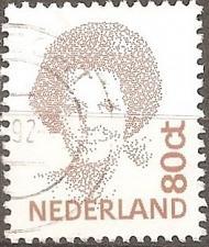 Buy [NE0774] Netherlands: Sc. no. 774a (1991-1994) Used