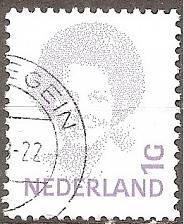 Buy [NE0776] Netherlands: Sc. no. 776 (1991-1994) Used