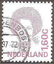 Buy [NE0779] Netherlands: Sc. no. 779 (1991-1994) Used
