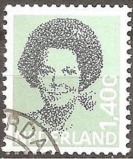 Buy [NE0625] Netherlands: Sc. no. 625 (1981-1986) Used