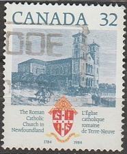 Buy [CA1029] Canada Sc. no. 1029 (1984) Used Single