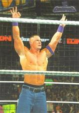 Buy 2011-Topps-WWE-Champions-63-John-Cena-Wins-the-Raw-Elimination-Chamber