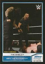 Buy 2014-Topps-WWE-Road-to-Wrestlemania-88-The-Shield