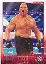 Buy 2015-Topps-WWE-13-Brock-Lesnar