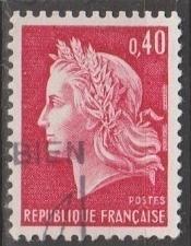 Buy [FR1231] France Sc. no. 1231 (1969-1970) Used