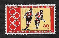 Buy German Used Scott #B532a Catalog Value $.65