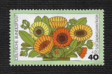 Buy Germany Hinged Scott #B534 Catalog Value $.50