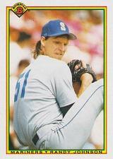 Buy 1990-Bowman-468-Randy-Johnson