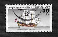 Buy German Used Scott #B538 Catalog Value $.50