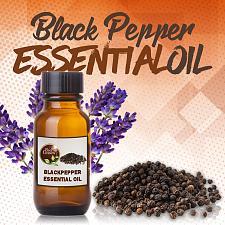 Buy Black Pepper Essential Oil
