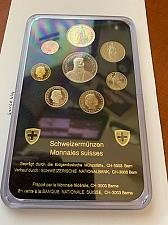 Buy Switzerland fantastic uncirc. coin set 1981