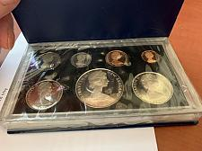 Buy New Zealand Fabulous mint coin set 1976