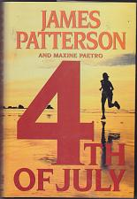 Buy 4th of July by James Patterson 2005 Hardcover Book - Very Good