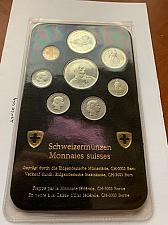 Buy Switzerland fantastic uncirc. coin set 1978
