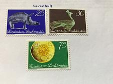 Buy Liechtenstein National museum 1971 mnh stamps
