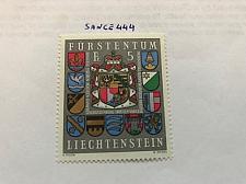 Buy Liechtenstein National coat of arms 1973 mnh stamps