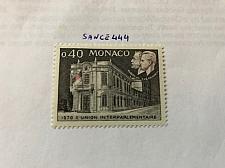 Buy Monaco Interparliamentary union 1970 mnh stamps