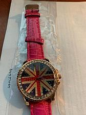 Buy Fashion UK national flag new watch