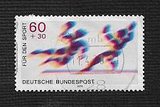 Buy German Used Scott #B562 Catalog Value $.75
