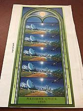 Buy United Nations Geneve Unispace s/s 1999 mnh stamps