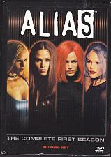 Buy Alias - The Complete 1st Season DVD 2009, 6-Disc Set - Very Good