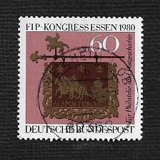 Buy German Used Scott #B581 Catalog Value $.60