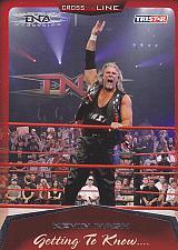 Buy Kevin Nash #28 - TNA 2008 TriStar Wrestling Trading Card