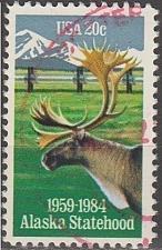 Buy [US2066] United States: Sc. no. 2066 (1968) Used Single