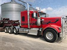 Buy 2015 Kenworth W900L Semi Tractor