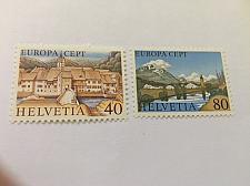 Buy Switzerland Europa 1977 mnh stamps