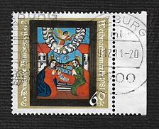 Buy German Used Scott #B593 Catalog Value $.75