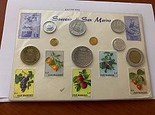Buy San Marino souvenir sheet 1976 stamps and coins