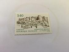 Buy France UNESCO 3.40 mnh 1991 stamps