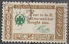 Buy [US1140] United States: Sc. no. 1140 (1959) Used