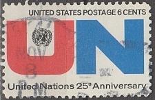 Buy [US1419] United States: Sc. no. 1419 (1970) Used Single