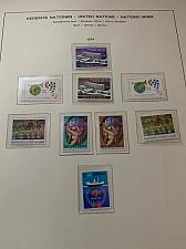 Buy United Nations Geneve Year 1974 mnh stamps
